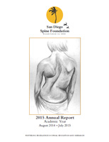 2015 Annual Reort Cover